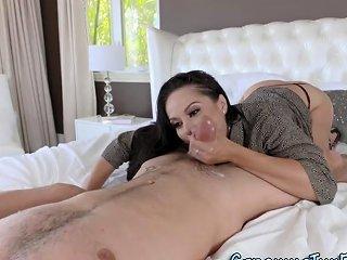 Mature Slut Blows Her Stepsons Fat Cock Porn Videos